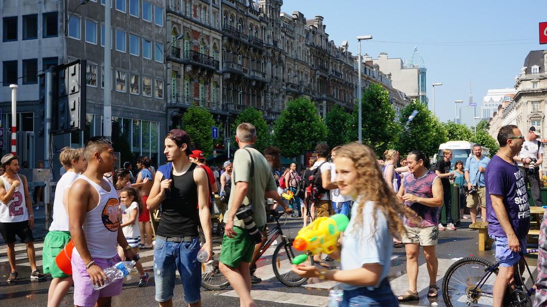 Le piétonnier idéal pour Bruxelles